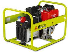 Stromerzeuger: Pramac - E4500 THI