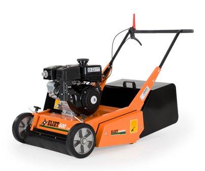 Benzinrasenmäher:                     Eliet - E600 DCM 9 PS Honda GX270