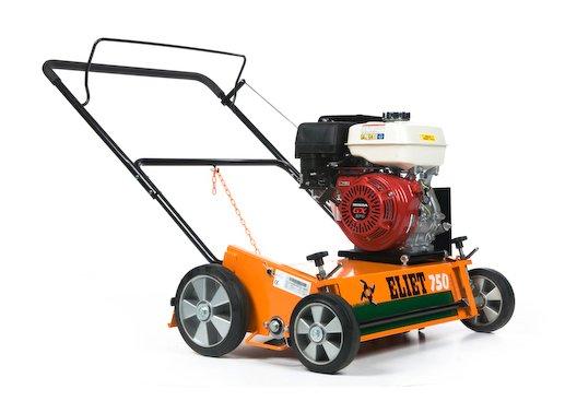 Benzinrasenmäher:                     Eliet - E750 DCM 10 PS B&S Vanguard