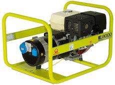 Stromerzeuger: Pramac - PX 8000 (Drehstrom)