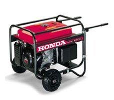 Mieten                                          Stromerzeuger:                     Honda - ECMT 7000 (mieten)