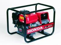 Mieten Stromerzeuger: Honda - EC 2200 (mieten)