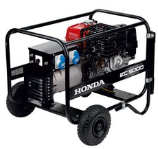 Stromerzeuger: Honda - EC 5000