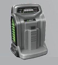 Gartentechnik: EGO Power - EGO Schnell-Ladegeräte