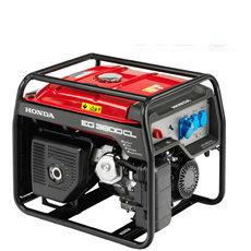Mieten  Stromerzeuger: Stromerzeuger - Stromerzeuger Powersources G12TFH mit 7 KVA 230 V und 400 V Steckdose (mieten)