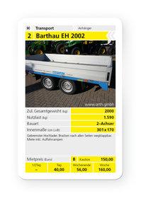 Mieten  Gebremst: Barthau - EH 2002 (mieten)