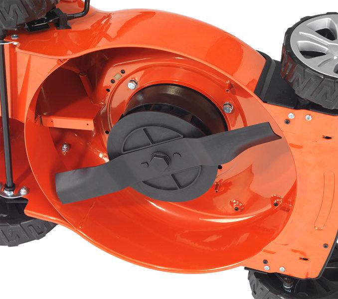 Turbinenrad für gute Motorkühlung und optimale Luftströmung