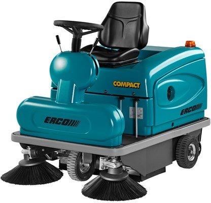 Kehrmaschinen:                     Erco - ER-Rider 1201ES