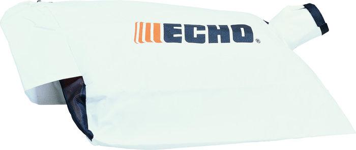 optionaler Spezialfangsack -  Clevere Technik reduziert die Staubentwicklung deutlich. Der Spezialfangsack für den Motorlaubsauger lässt sich auf der langen Seite öffnen.