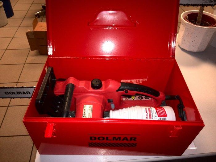 Elektrosägen:                     Dolmar - ES-42A 40cm Elektrokettensäge im kompl. Set