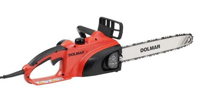 Elektrosägen:                     Dolmar - ES-42 A