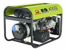Stromerzeuger: Pramac - P 4500 i