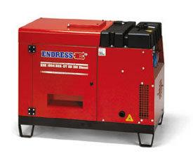 Stromerzeuger:                     Endress - ESE 1004 DRS-GT ES ISO Diesel (400V)