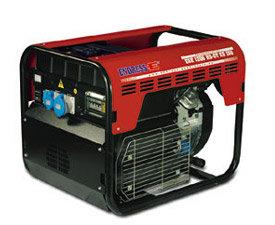 Stromerzeuger:                     Endress - ESE 1206 DHS-GT ES ISO (400 V)