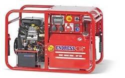 Stromerzeuger:                     Endress - ESE 1206 HS-GT ES FI