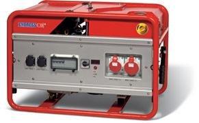 Stromerzeuger:                     Endress - ESE 1306 DBG-GT ES DUPLEX  (400 V)