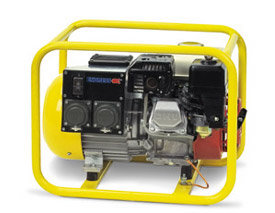 Stromerzeuger:                     Endress - ESE 304 HG Duplex