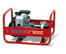 Stromerzeuger: Endress - ESE 604 DHG Duplex (400 V)