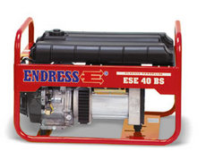 Stromerzeuger: 								Endress - ESE 206 HS-GT