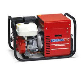Stromerzeuger:                     Endress - ESE 504 SDHA-DC (400 V)