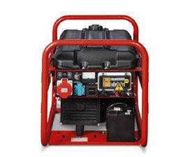 Stromerzeuger:                     Endress - ESE 606 DHS-GT ES (400 V)