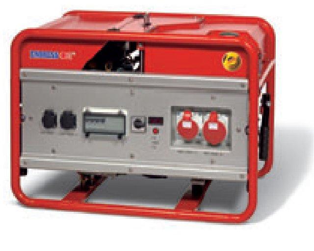 Stromerzeuger:                     Endress - ESE 606 DSG-GT/A DUPLEX
