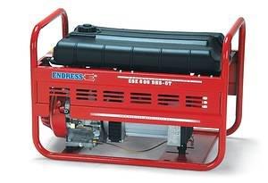 Stromerzeuger:                     Endress - ESE 606 HS-GT FI