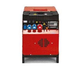 Stromerzeuger:                     Endress - ESE 704 DYS-GT ES ISO Diesel (400 V)