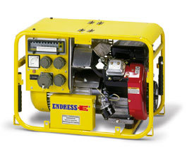Stromerzeuger:                     Endress - ESE 854 DBG ES DIN (230 V)