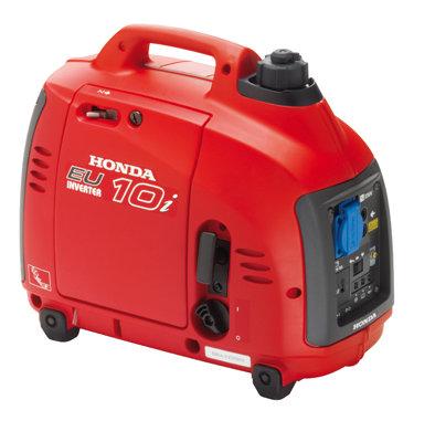 Gebrauchte                                          Stromerzeuger:                     Honda - EU 10i (gebraucht)