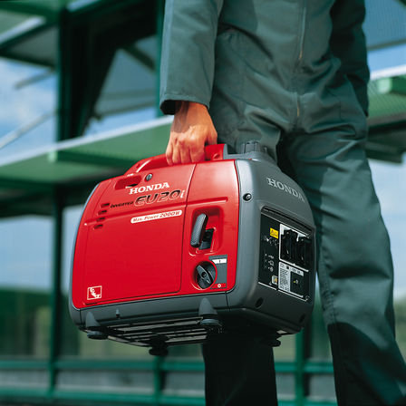 Angebote                                          Stromerzeuger:                     Honda - EU 20i (Aktionsangebot!)