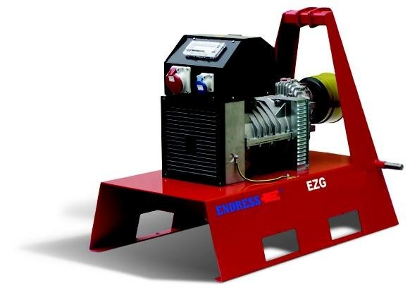 Stromerzeuger:                     Endress - EZG 30/4 (230 V)