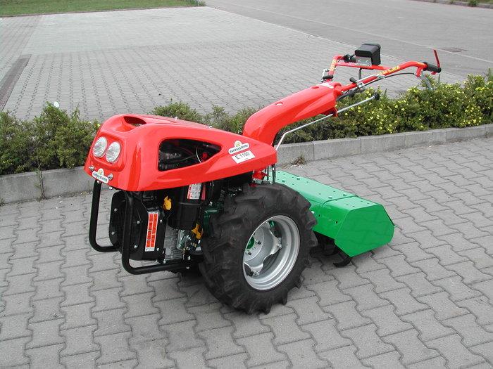 Einachsschlepper:                     Eurosystems - E 1100 Lombardini 6,6 kW