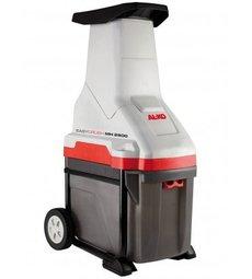 Gartenhäcksler: Eliet - Mega Prof ON ROAD + ECO EYETM + Einzugsgeschwindigkeitsregler 37 PS B&S Vanguard EFI Benzin