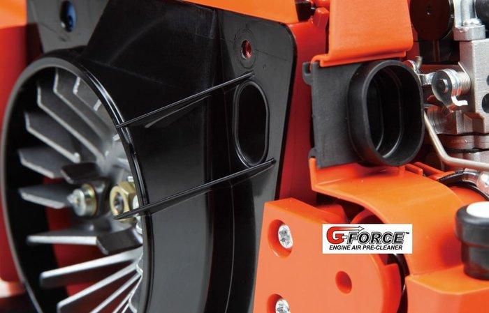 G-Force Luftfilterreinigung Die Standzeit des Luftfilters wird dadurch erheblich verlängert und der Motor besser mit Luft versogt. Somit kann eine deutlich höhere Leistung erzielt weden
