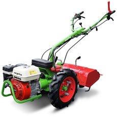 Bodenbearbeitungsmaschinen: Agria - Einachser 3600 m. Anbaufräse 35-60cm