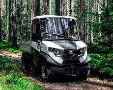 Elektrofahrzeuge: Alke - Elektro-Geländewagen ATX330E