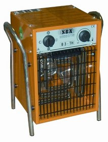 Elektroheizlüfter: SBN - Elektro - Heizgerät B22EPB