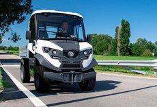 Elektrofahrzeuge: Alke - Elektrofahrzeuge ATX320E