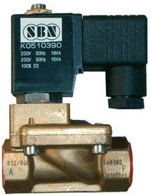 Drucklufttechnik: SBN - Elektromagnetventil