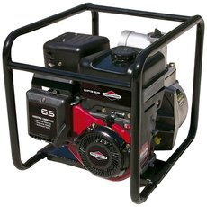 Pumpen: 						Briggs & Stratton - Elite WP3-65