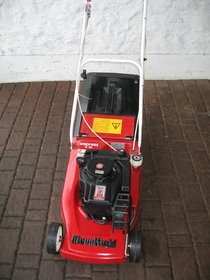 Benzinrasenmäher: Scheppach - Rasenmäher MP99-42
