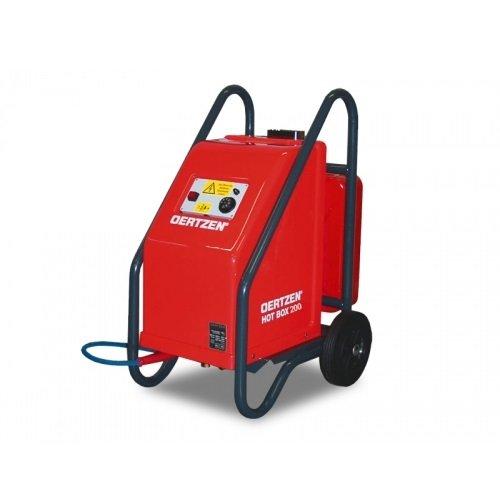 Heißwasser-Hochdruckreiniger:                     Oertzen - Erhitzermodul HOT BOX 200