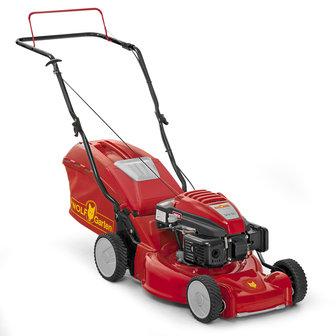 Benzinrasenmäher:                     Wolf-Garten - Expert 460