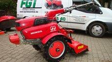 Mieten  Einachsschlepper: Honda - F810 Bodenfräse (mieten)