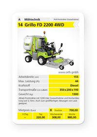 Gebrauchte  Geländemäher: AS-Motor - AS 940 Sherpa XL (gebraucht)