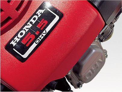 Kraftvolle Motorisierung von Honda