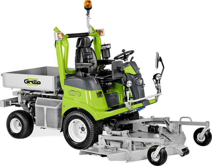 Frontmäher:                     Grillo - FM13.09 4WD