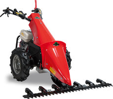 Balkenmäher: Tielbürger - t70 (Honda GX160)