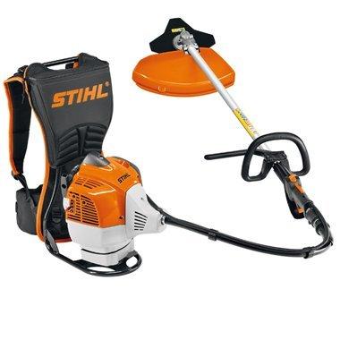 Freischneider:                     Stihl - FR 410 C-E